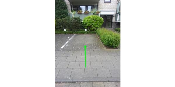 Parkplatz Hölderlinstraße 62 Köln