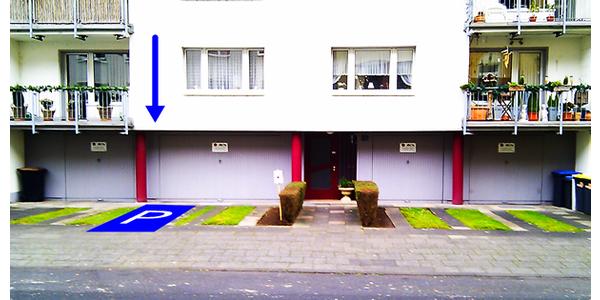 Parkplatz Pionierstraße 27 Köln