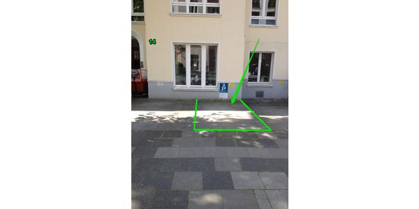 Parkplatz Görresstraße 14 Köln