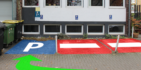 Parkplatz Sachsenring 18 Köln