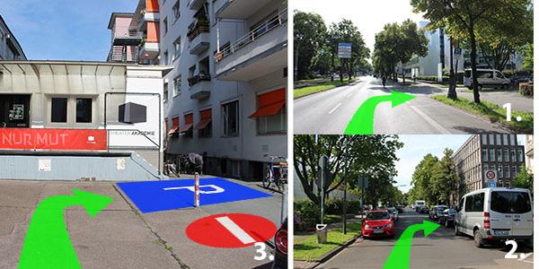 Parkplatz Sachsenring 73 Köln