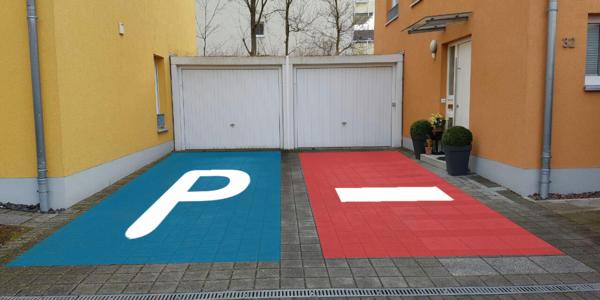 Parkplatz Impekovener Straße 14 Köln