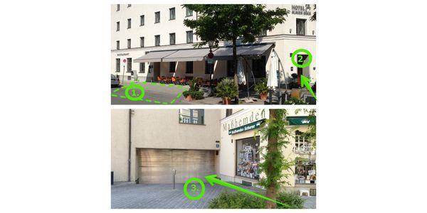 Parkplatz Sebastiansplatz 9 München