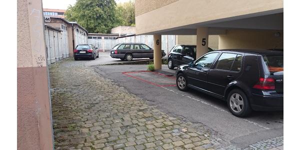 Parkplatz Gutenbergstraße 42 Stuttgart