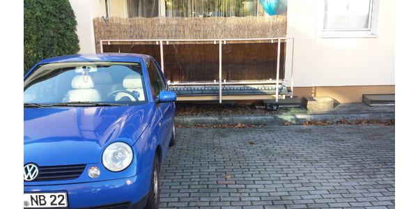 Parkplatz Erzbergerstraße 62 Leverkusen