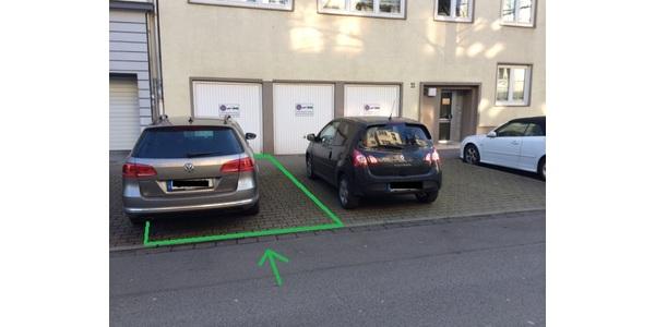 Parkplatz Ehrenstraße 11 Düsseldorf