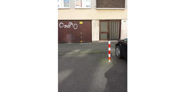 Parkplatz Erkrather Straße 95 Düsseldorf