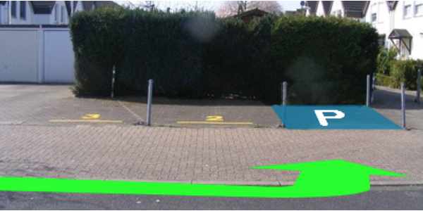 Parkplatz Halbenkamp 65 Ratingen