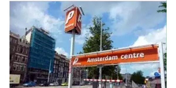 Parkplatz Prins Hendrikkade 20A Amsterdam