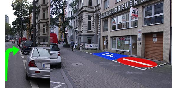 Parkplatz Richard-Wagner-Straße 35 Köln