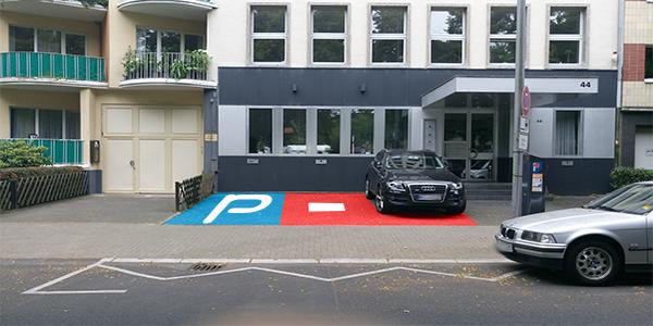 Parkplatz Theodor-Heuss-Ring 44 Köln