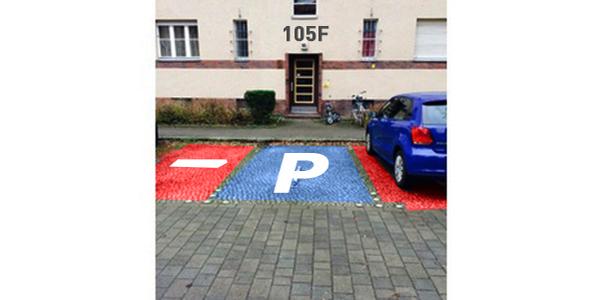 Parkplatz Sundgauer Straße 105F Berlin