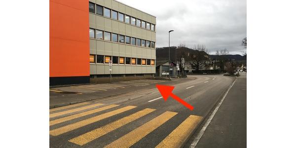 Parkplatz Bahnhofstrasse 48 Muttenz