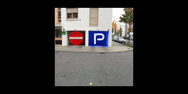 Parkplatz Marlene-Dietrich-Straße 11 München
