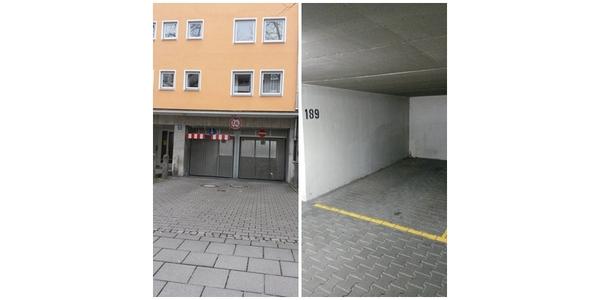 Parkplatz Theresienstraße 85 München