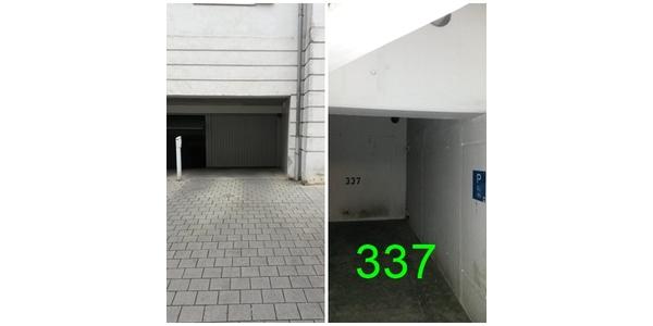 Parkplatz St.-Martin-Straße 33 München