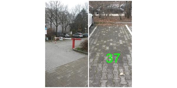 Parkplatz Riesstraße 52 München