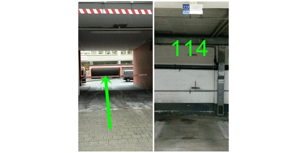 Parkplatz Karlstraße 50 München