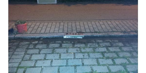 Parkplatz Pestalozzistraße 115 Reutlingen