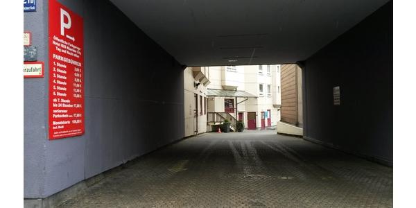 Parkplatz Dachauer Straße 21 München