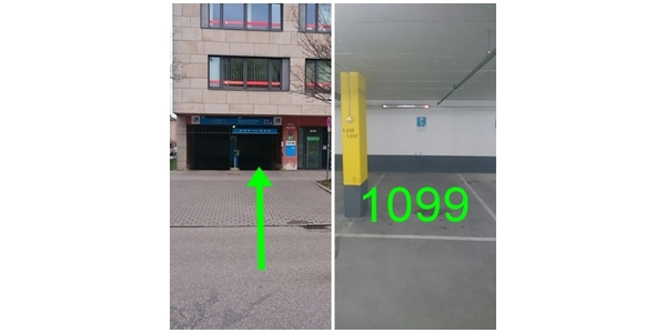 Parkplatz Fürstenrieder Straße 60 München
