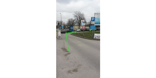 Parkplatz Toni-Merkens-Weg 4 München