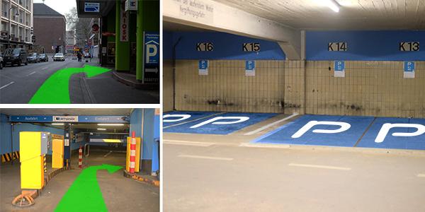 Parkplatz Unter Goldschmied 6 Köln