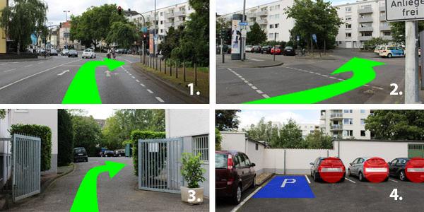 Parkplatz Bachemer Straße 39 Köln