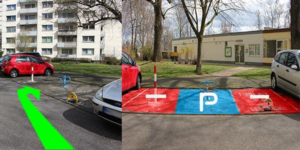 Parkplatz Rotterdamer Straße 11 Köln