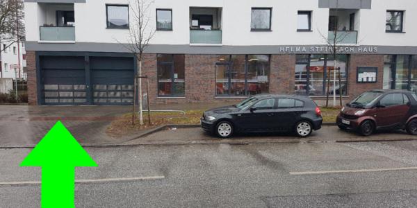 Parkplatz Legienstraße 45 Deutschland