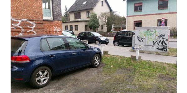 Parkplatz Rektor-Ritter-Straße 21 Hamburg