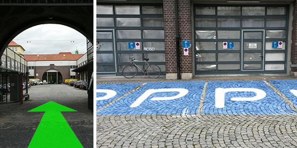 Parkplatz Arnulfstraße 62 München