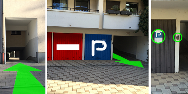 Parkplatz Gerhardstraße 5 München