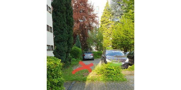 Parkplatz Danziger Straße 7 Esslingen am Neckar