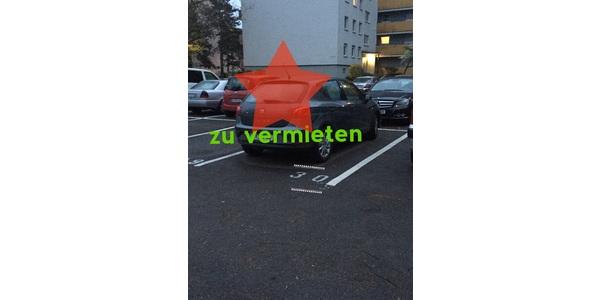 Parkplatz Brandenburger Straße 40 Konstanz