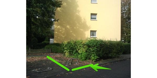 Parkplatz Rotterdamer Straße 13 Köln
