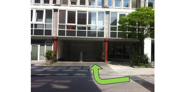 Parkplatz Hirtenstraße 4 München