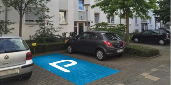 Parkplatz Zonser Straße 25 Köln