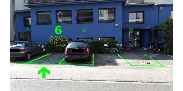 Parkplatz Mozartstraße 19 Köln
