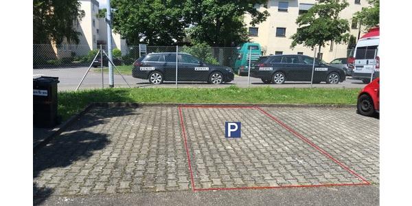Parkplatz Zaunackerstraße 1 Leinfelden-Echterdingen