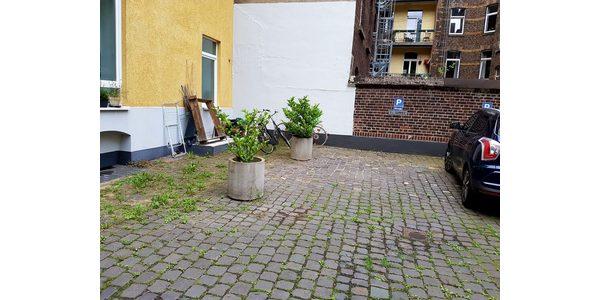 Parkplatz Lützowstraße 19 Köln