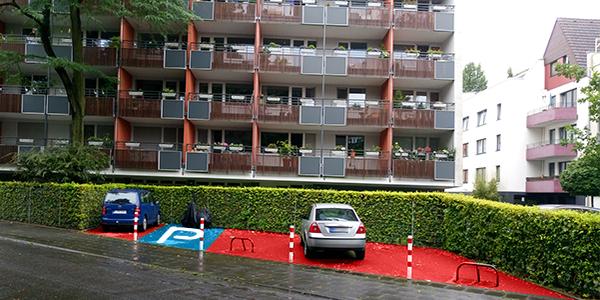 Parkplatz Wahner Straße 12 Köln