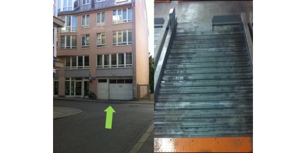 Parkplatz Siegesstraße 15 München