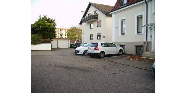 Parkplatz Bühlertalstraße 45 Bühl