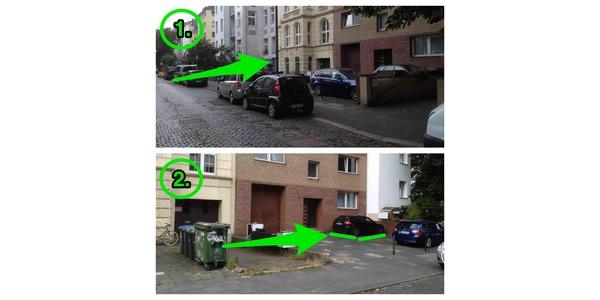 Parkplatz Lütticher Straße 55 Köln