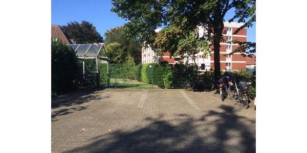 Parkplatz Warendorfer Straße 7 Münster