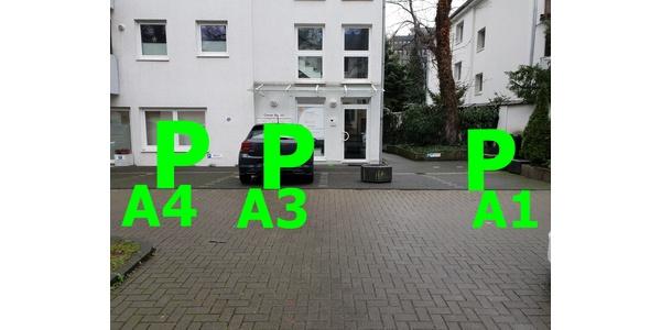 Parkplatz Clever Straße 35 Köln