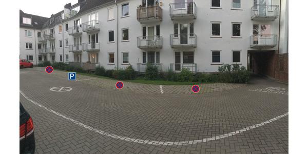 Parkplatz Wieckstraße 36 Hamburg
