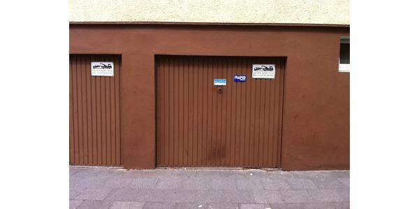 Parkplatz Kurze Straße 11 Köln