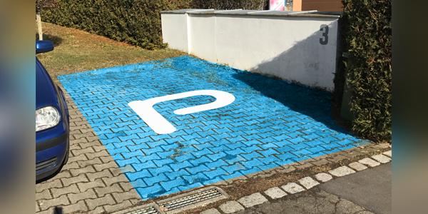 Parkplatz Laubeweg 3 Stuttgart